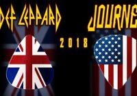 Live Nation Presents Def Leppard / Journey