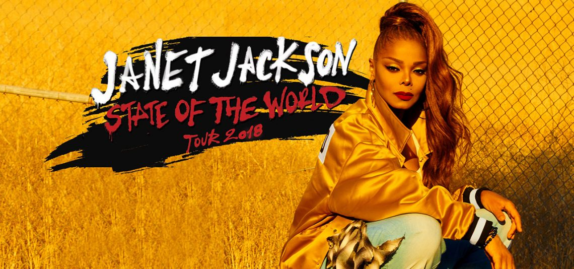 Janet Jackson: State of the World Tour