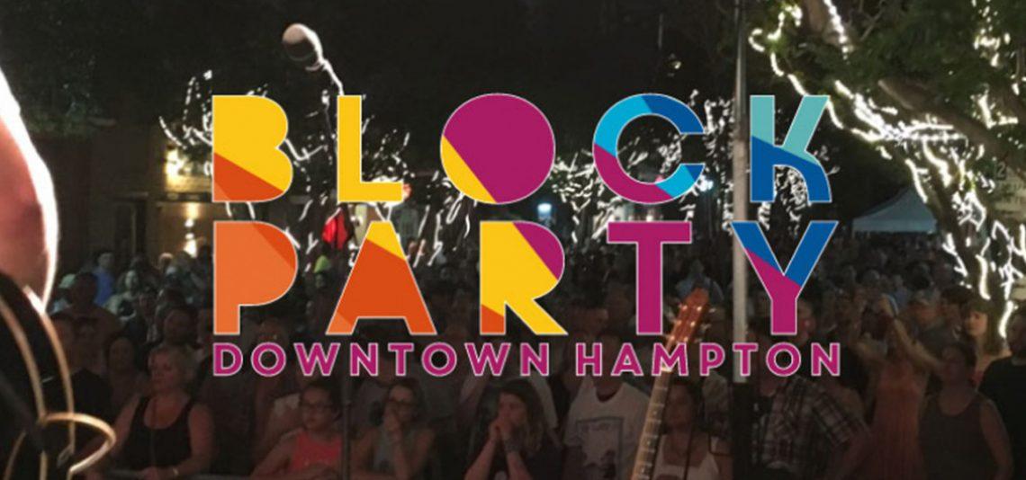 Hampton Block Party – Caleb Johnson with Roebuck