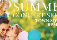 Peninsula Town Center's Summer Nights Concert