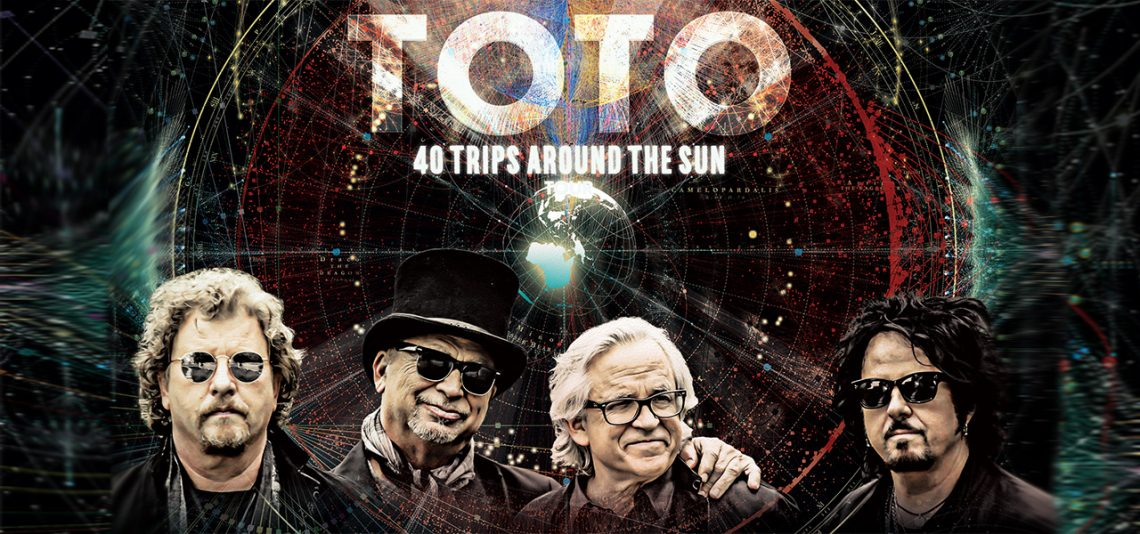 TOTO: Trips Around the Sun