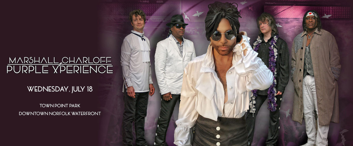 Purple Xperience, a Prince tribute band.
