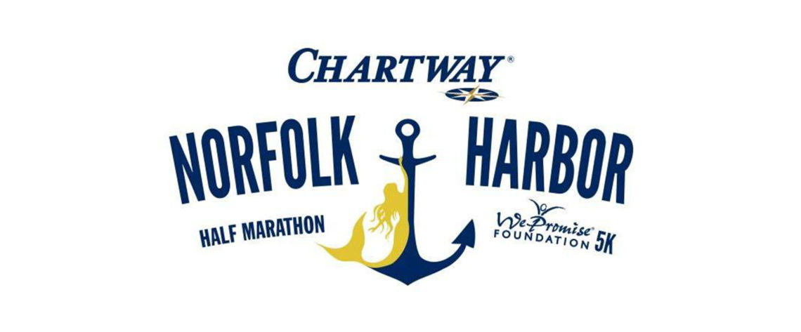 The Chartway Norfolk Harbor Half Marathon