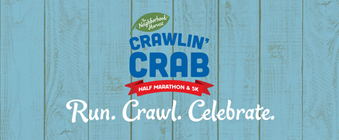 The Neighborhood Harvest Crawlin' Crab Half Marathon