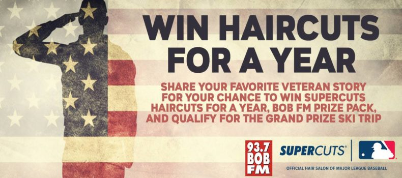 Win Haircuts For A Year