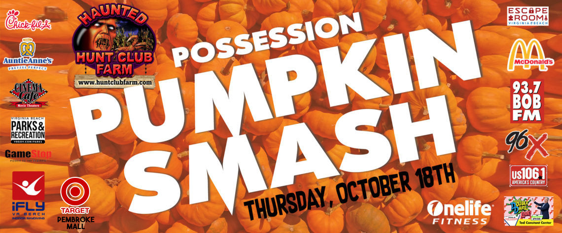 Possession Pumpkin Smash