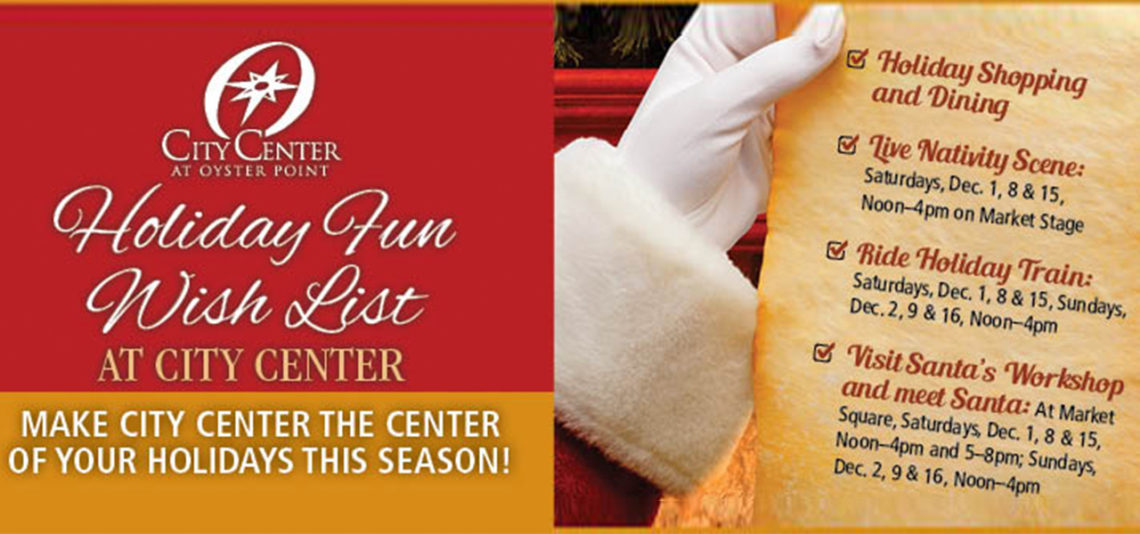 Holiday Fun at Citer Center