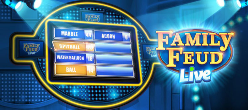 Win a trip Los Angeles to see Family Feud Live!