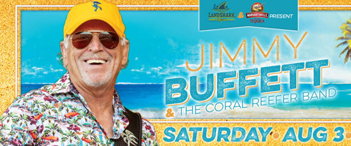 Jimmy Buffet and the Coral Reefers