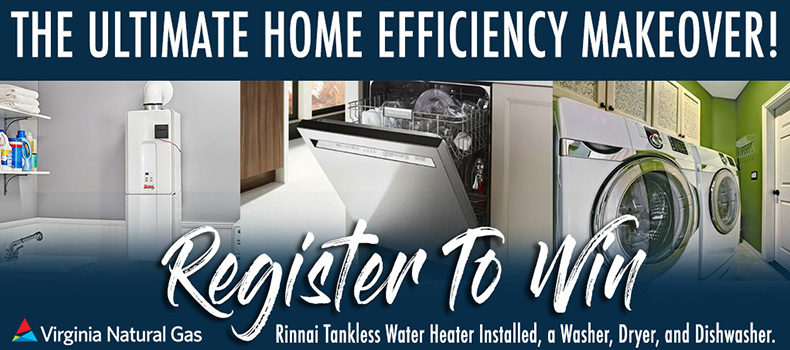 The Virginia Natural Gas Home Efficiency Makeover