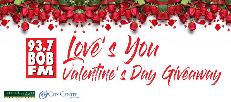 BOB Loves You Valentine's Day Giveaway