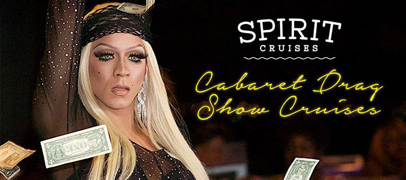 Win Tickets to the Cabaret Drag Show Cruises
