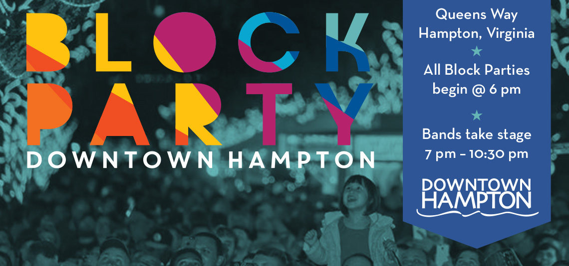 Hampton Block Party: Natural WONDER