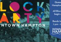 Hampton Block Party: Good Shot Judy