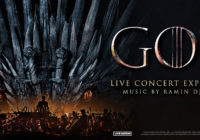 Game of Thrones Tour 2019 Live in concert with Music by Ramin Djawadi