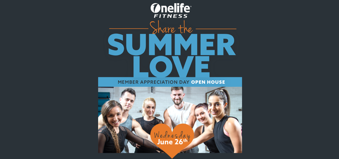 Share the Summer Love Member Appreciate Open House