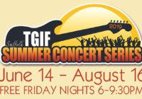 TGIF Summer Concert Series