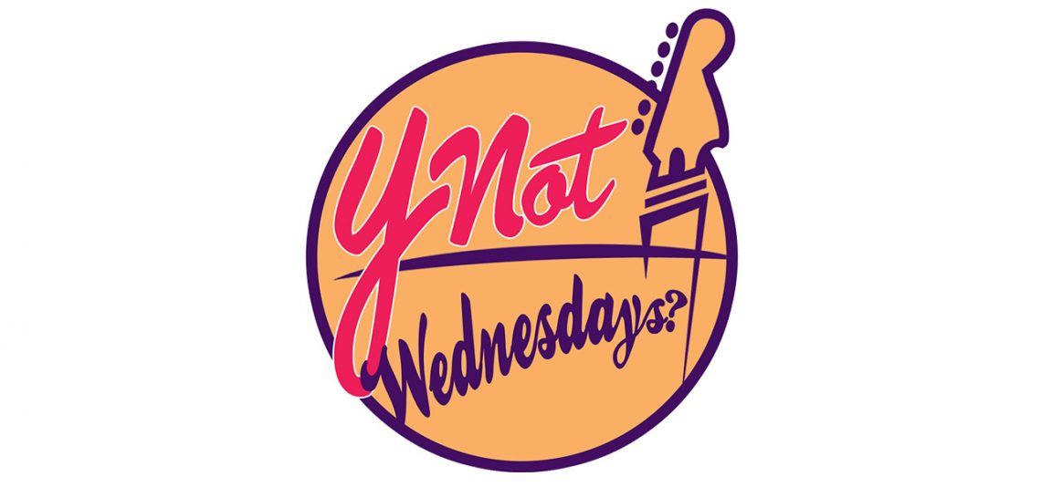 Ynot Wednesday: Anthony Rosano & The Conqueroos