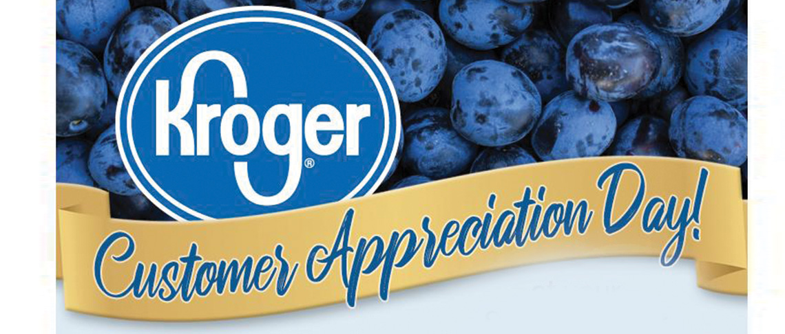 Kroger Community Appreciation Event