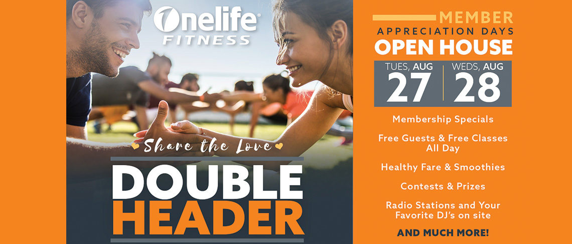 Holly at OneLife Fitness