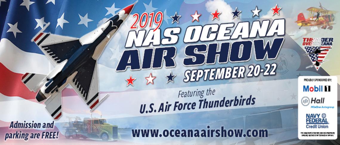 2019 NAS Oceana Air Show