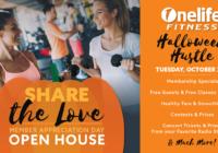 Halloween Hustle Open House Day
