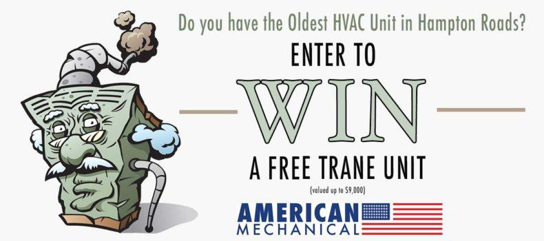 Win a Trane Unit