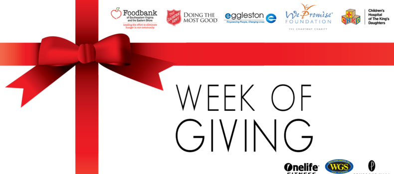 Week of Giving
