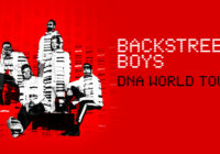 Backstreet Boys : DNA World Tour 2020