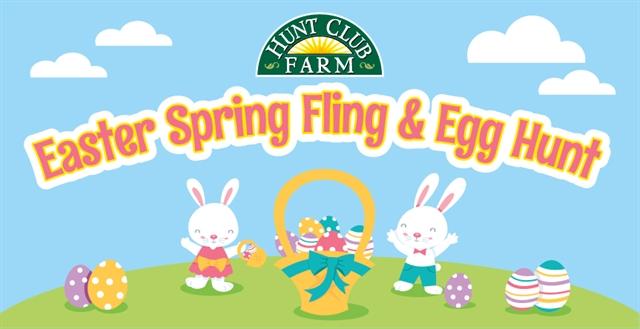 Easter Spring Fling and Egg Hunt