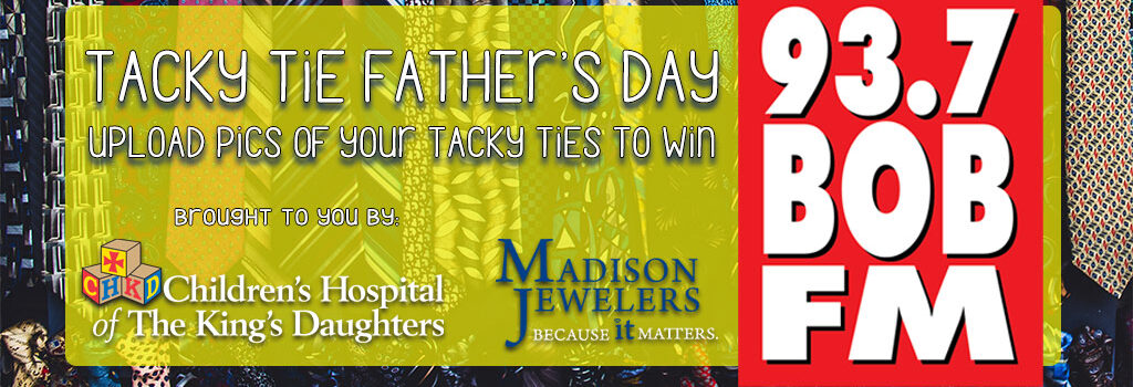 Tacky Tie Father's Days